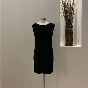 {Merona} Black Sheath Dress